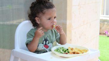 enfant manger diversification DME