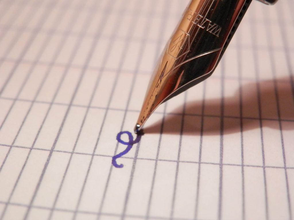 devoirs écrire enfant apprendre