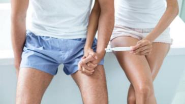 couple test de grossesse