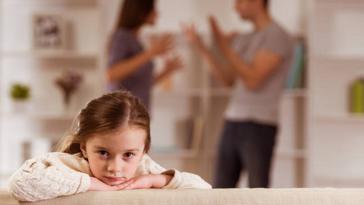 couple crise divorce enfant séparation