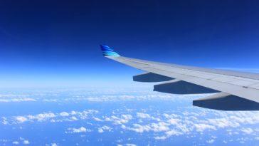 avion vol voyage