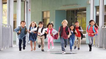 enfants école primaire maternelle amiante