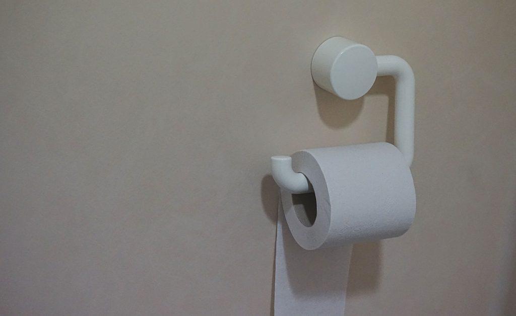 toilettes wc papier