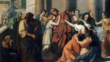 oedipe et jocaste mythe