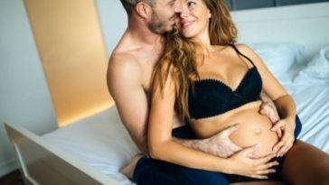 couple enceinte grossesse sexe