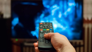 télévision séries télécommande