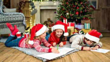 Noël sapin fêtes enfants