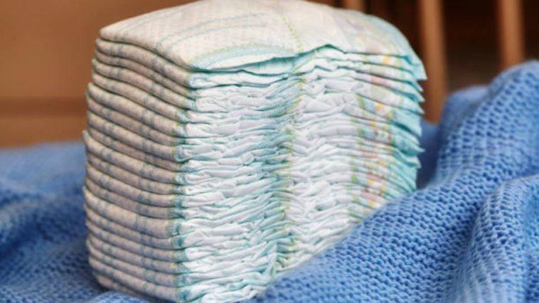 produits toxiques couches bébé