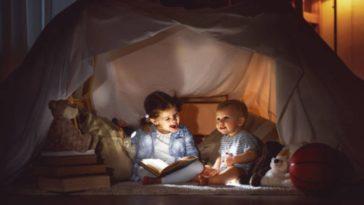 chambre enfant frère soeur fratrie histoire soir chambre double partage chambre
