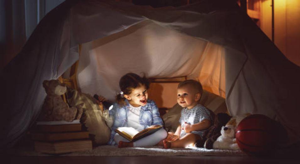 chambre enfant frère soeur fratrie histoire soir