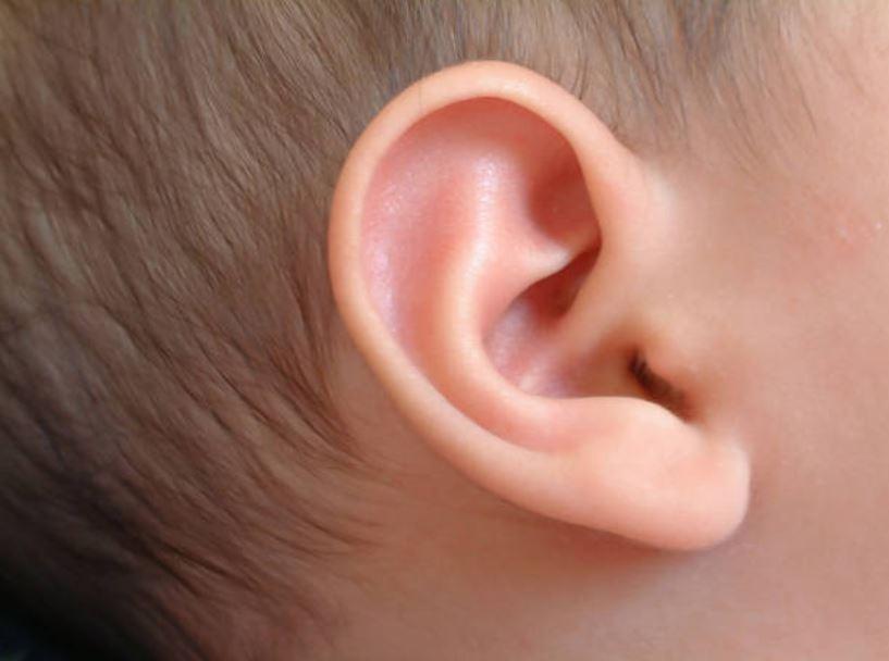 oreille bébé audition surdité sourd