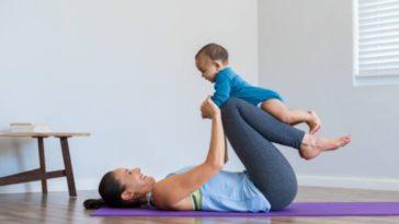 sport enfant bébé kangatraining rééducation activité physique