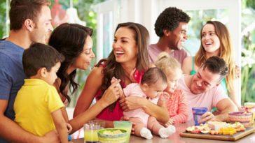 amis parents enfants famille nombreuse