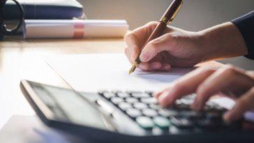 calcul comptes compter calculette écrire argent