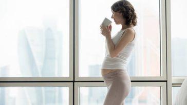 grossesse début femme enceinte