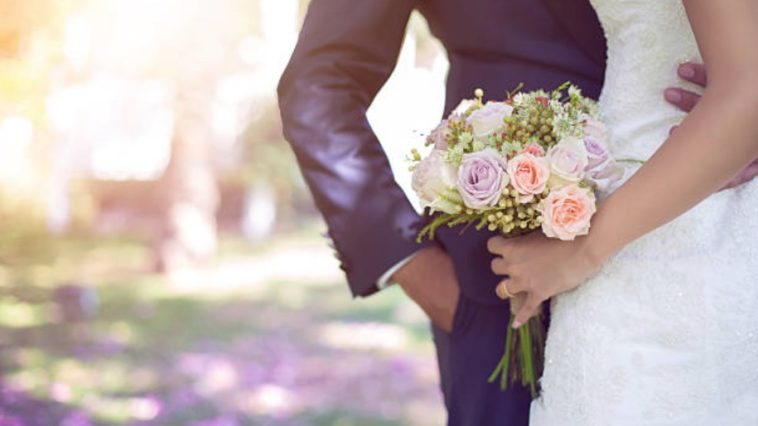 couple mariage noces amour