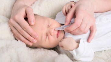 bébé soin nourrisson sérum physiologique