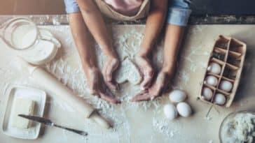 cuisine enfant gâteau pâtisserie parents