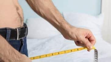 taille pénis homme mètre mesurer