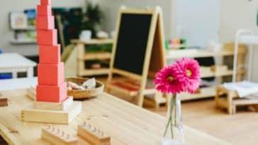 maison jouets montessori éducation bébé intérieur décoration