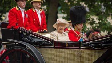 reine elizabeth II angleterre anglais famille royale