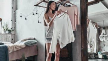 rangement ranger marie kondo vêtements fille femme dressing