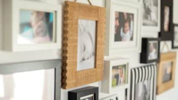 photos murs décoration intérieur cadres clichés photographies
