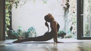 yoga hormonal femme détente sport relaxation