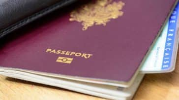 papiers d'identité passeport pièce d'identité visa