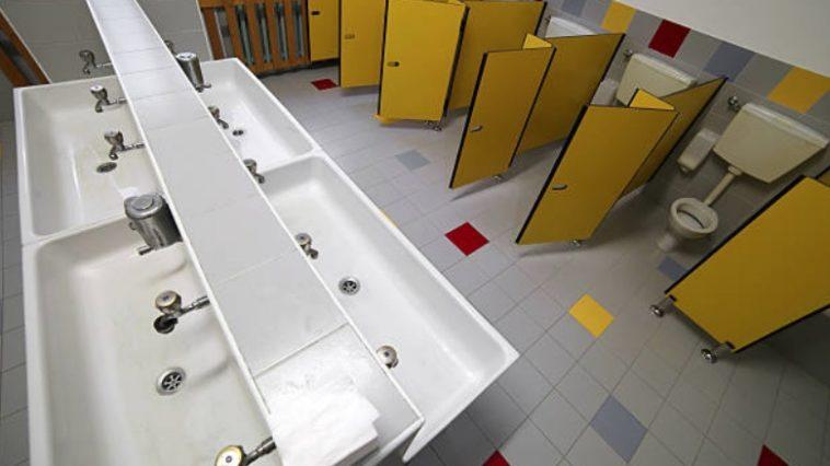 toilettes école WC