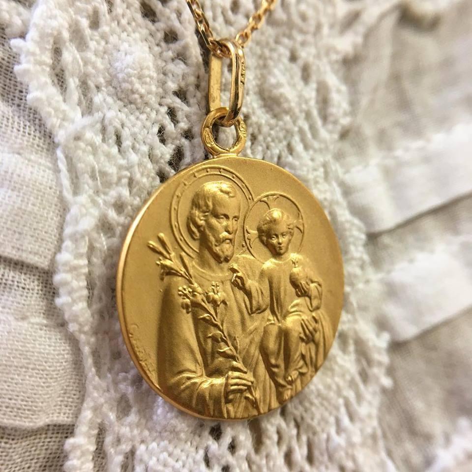Médaille de Saint
