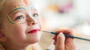 maquillage enfants se maquiller déguiser déguisement carnaval