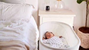bébé dormir cododo nourrisson chambre lit sommeil nuit coucher bébé