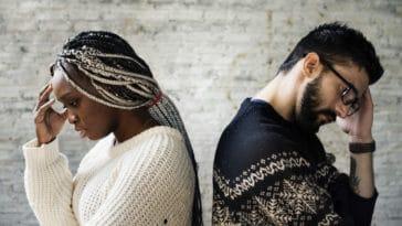 couple dispute engueulade conflit divorce séparation