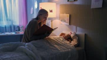 livre enfant dormir parent histoire coucher sommeil peur noir