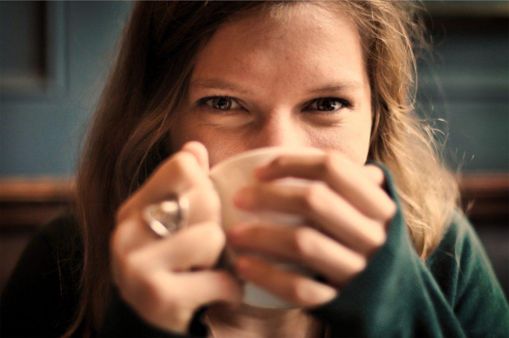 boire café tasse thé