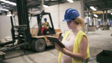 travail grossesse enceinte pénibilité emploi congé maternité